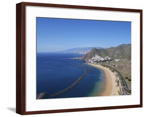 Las Teresitas, Tenerife, Canary Islands, Spain, Atlantic, Europe-Jeremy Lightfoot-Framed Art Print