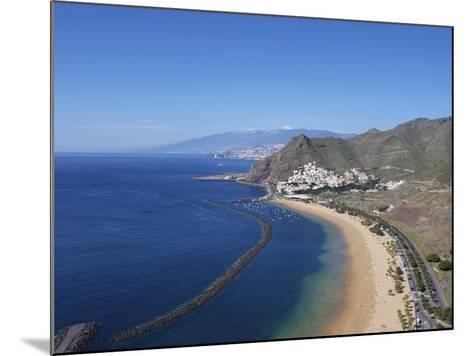 Las Teresitas, Tenerife, Canary Islands, Spain, Atlantic, Europe-Jeremy Lightfoot-Mounted Photographic Print