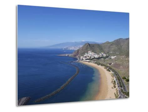 Las Teresitas, Tenerife, Canary Islands, Spain, Atlantic, Europe-Jeremy Lightfoot-Metal Print