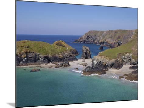 Kynance Cove, Cornwall, England, United Kingdom, Europe-Jeremy Lightfoot-Mounted Photographic Print