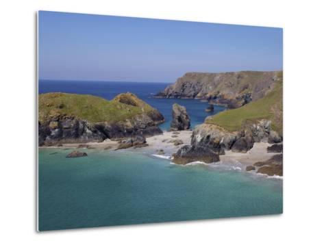 Kynance Cove, Cornwall, England, United Kingdom, Europe-Jeremy Lightfoot-Metal Print
