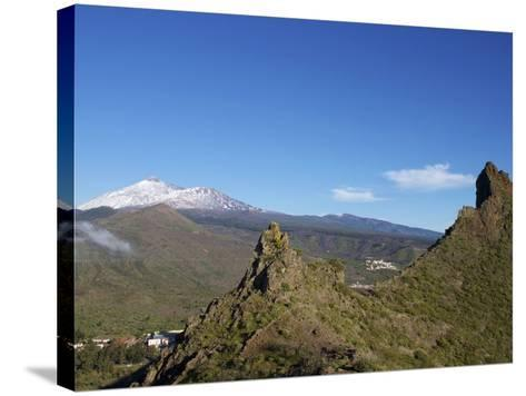 Mount Teide, Tenerife, Canary Islands, Spain, Europe-Jeremy Lightfoot-Stretched Canvas Print