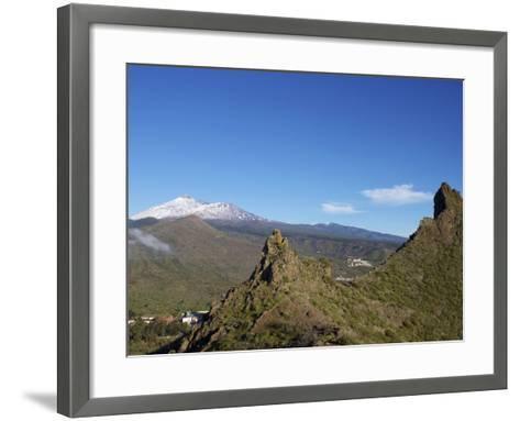 Mount Teide, Tenerife, Canary Islands, Spain, Europe-Jeremy Lightfoot-Framed Art Print