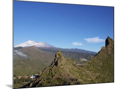 Mount Teide, Tenerife, Canary Islands, Spain, Europe-Jeremy Lightfoot-Mounted Photographic Print