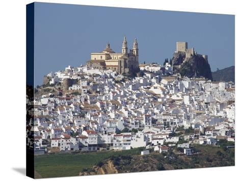 Olvera, Andalucia, Spain, Europe-Jeremy Lightfoot-Stretched Canvas Print
