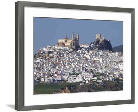 Olvera, Andalucia, Spain, Europe-Jeremy Lightfoot-Framed Art Print