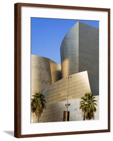 Walt Disney Concert Hall, Los Angeles, California, United States of America, North America-Richard Cummins-Framed Art Print