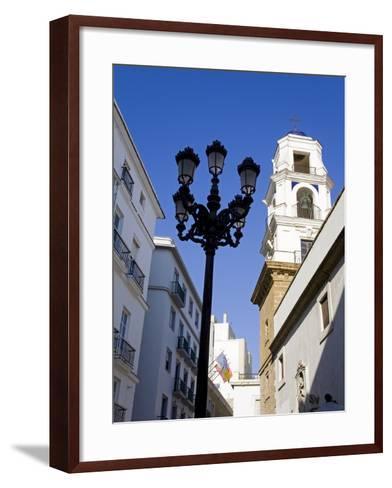 Saint Agustin Church, Cadiz, Andalusia, Spain, Europe-Richard Cummins-Framed Art Print