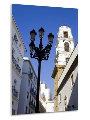 Saint Agustin Church, Cadiz, Andalusia, Spain, Europe-Richard Cummins-Metal Print