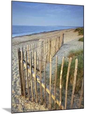 A Summer Morning on the Beach at Walberswick, Suffolk, England, United Kingdom, Europe-Jon Gibbs-Mounted Photographic Print