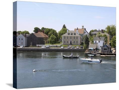 Portsmouth, New Hampshire, New England, United States of America, North America-Wendy Connett-Stretched Canvas Print