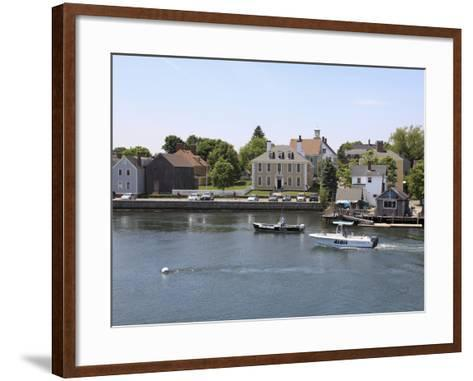 Portsmouth, New Hampshire, New England, United States of America, North America-Wendy Connett-Framed Art Print