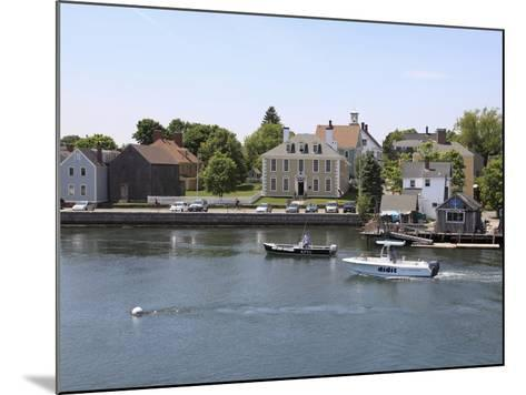 Portsmouth, New Hampshire, New England, United States of America, North America-Wendy Connett-Mounted Photographic Print