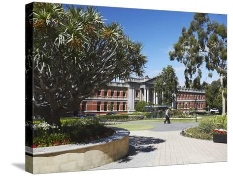 Supreme Court, Perth, Western Australia, Australia, Pacific-Ian Trower-Stretched Canvas Print