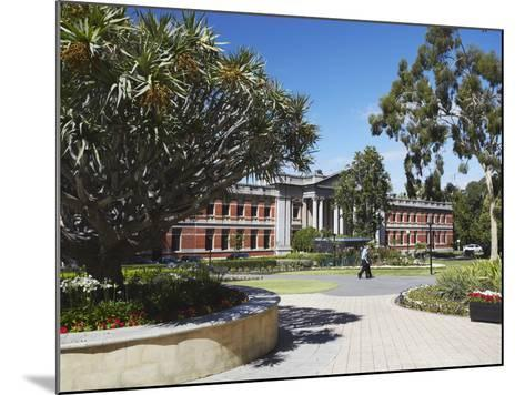 Supreme Court, Perth, Western Australia, Australia, Pacific-Ian Trower-Mounted Photographic Print