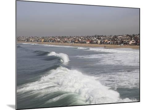 Hermosa Beach, Pacific Ocean, Los Angeles, California, United States of America, North America-Wendy Connett-Mounted Photographic Print