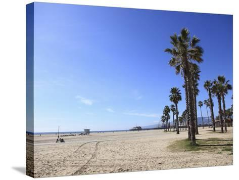 Santa Monica, Los Angeles, California, United States of America, North America-Wendy Connett-Stretched Canvas Print