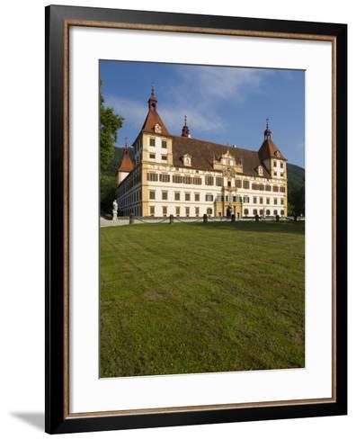 Eggenberg Castle, UNESCO World Heritage Site, Graz, Styria, Austria, Europe-Dallas & John Heaton-Framed Art Print