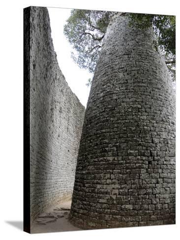 Great Zimbabwe, UNESCO World Heritage Site, Zimbabwe, Africa--Stretched Canvas Print
