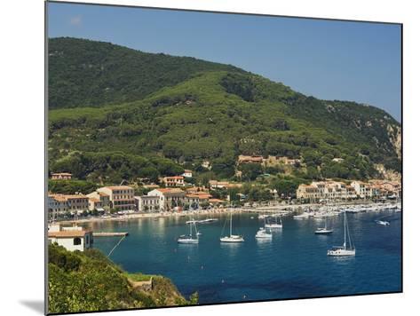 Marciana Marina, Isola D'Elba, Elba, Tuscany, Italy, Europe--Mounted Photographic Print