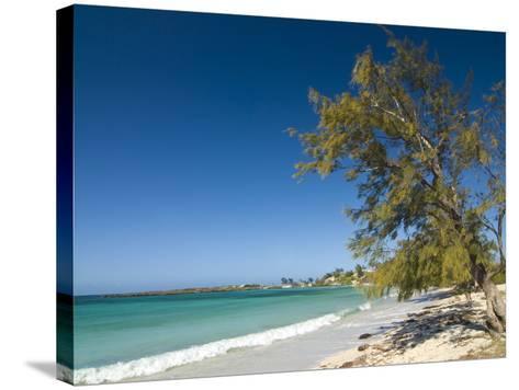 Nice Beach Near Diego Suarez (Antsiranana), Madagascar, Indian Ocean, Africa--Stretched Canvas Print