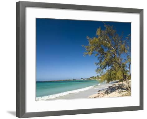 Nice Beach Near Diego Suarez (Antsiranana), Madagascar, Indian Ocean, Africa--Framed Art Print