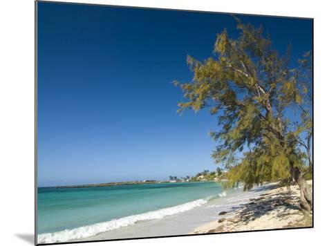 Nice Beach Near Diego Suarez (Antsiranana), Madagascar, Indian Ocean, Africa--Mounted Photographic Print