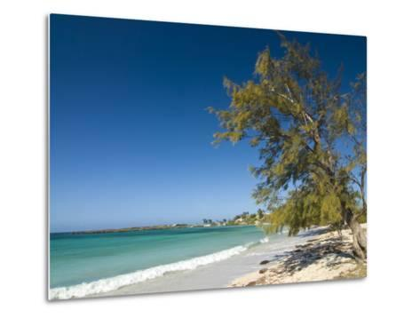 Nice Beach Near Diego Suarez (Antsiranana), Madagascar, Indian Ocean, Africa--Metal Print