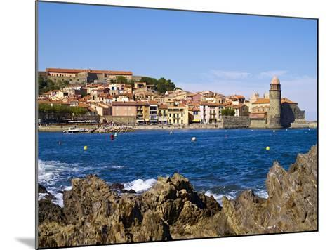 Collioure, Languedoc Roussillon, Cote Vermeille, France, Mediterranean, Europe--Mounted Photographic Print