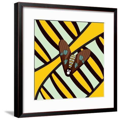 Lux in the Middle-Belen Mena-Framed Art Print
