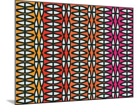 Colorful Native Coco-Belen Mena-Mounted Giclee Print
