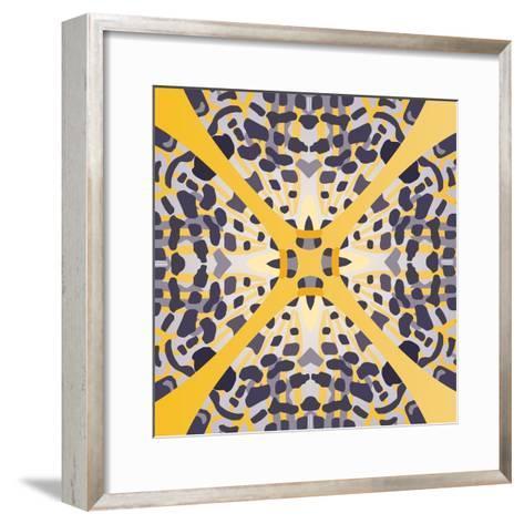 Lila Sun-Belen Mena-Framed Art Print