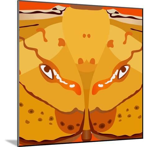 Dragon Eyes-Belen Mena-Mounted Giclee Print