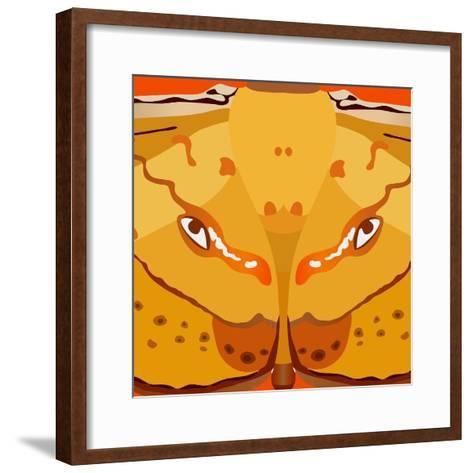 Dragon Eyes-Belen Mena-Framed Art Print
