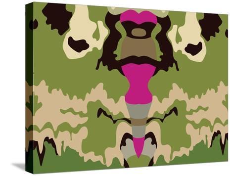 Guerilla Girl-Belen Mena-Stretched Canvas Print