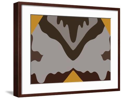 Ili Melted Sundae-Belen Mena-Framed Art Print
