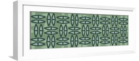 Coco Bamboo Forest-Belen Mena-Framed Art Print