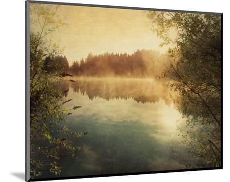Sunset II-Amy Melious-Mounted Giclee Print
