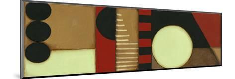 Sophisticated Loft Panel I-Jennifer Goldberger-Mounted Art Print