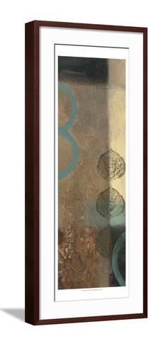 Earthen Leaves II--Framed Art Print
