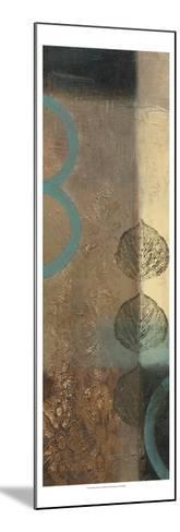 Earthen Leaves II--Mounted Art Print