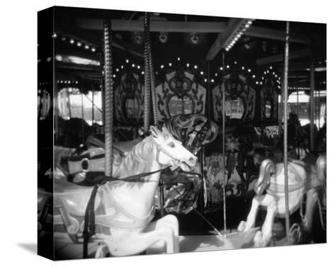 Carousel I-Jim Christensen-Stretched Canvas Print