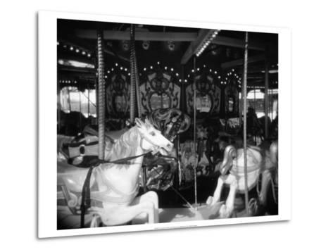 Carousel I-Jim Christensen-Metal Print