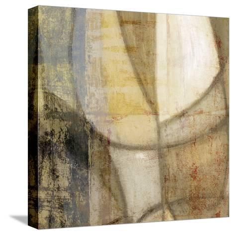 Textures Align I--Stretched Canvas Print