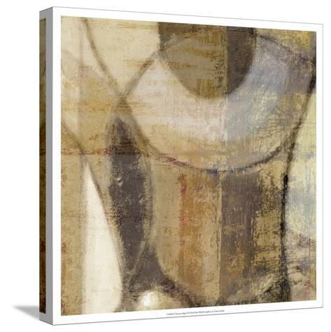 Textures Align II--Stretched Canvas Print