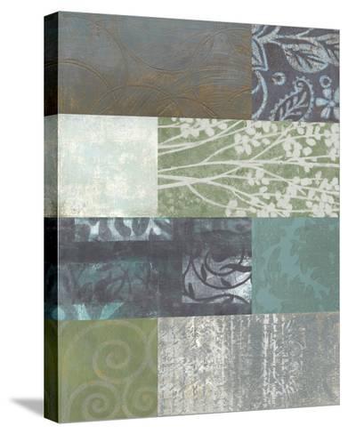Zen Composition I--Stretched Canvas Print