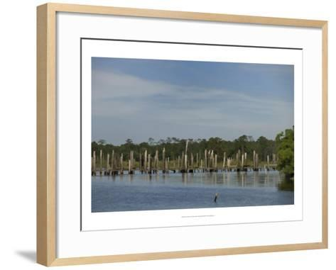 Safe Harbor VI-Danny Head-Framed Art Print