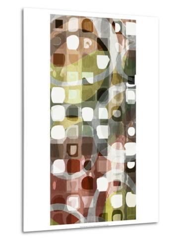 Mirror Ball I-James Burghardt-Metal Print