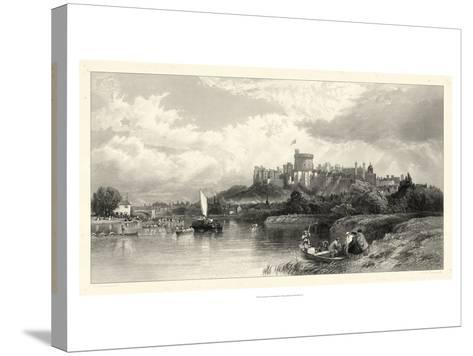 Classical Seaport I-Edward Duncan-Stretched Canvas Print