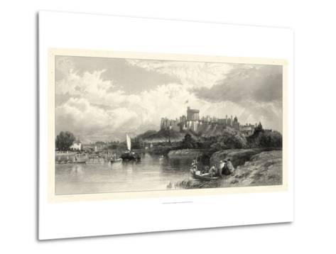 Classical Seaport I-Edward Duncan-Metal Print